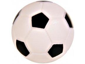Fotbalový míč 10 cm - hračka pro psy