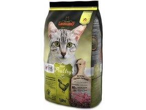 Německé granule pro kočky s drůbežím masem