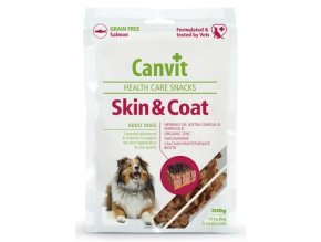 Canvit Snacks Skin and Coat 200 g