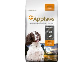 Applaws Adult Small Medium Breed Chicken 2 kg