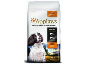 Applaws Adult Small Medium Breed Chicken 7,5 kg
