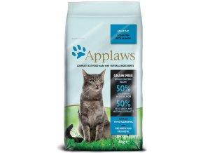 Applaws s rybou - velké balení granulí pro kočky