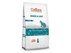Calibra pro staré kočky s krůtím masem