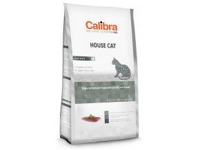 Calibra House Cat kachna s rýží 2 kg
