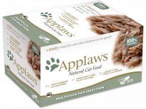 Applaws rybí výběr misky