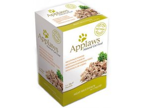 Applaws Jelly MEAT MINIPACK - kapsička 5x50 g