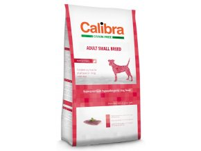 Calibra Dog Grain Free Adult Small Breed 7 kg