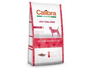 Calibra Dog Grain Free Small Breed Duck 7 kg