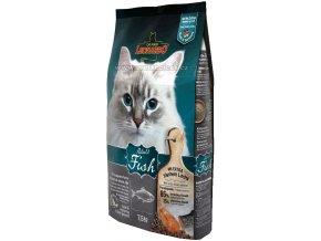Granule pro kočky s antaktickým krillem