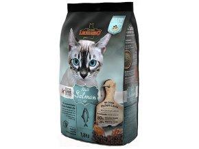 Německé granule pro kočky bez obilovin s lososem