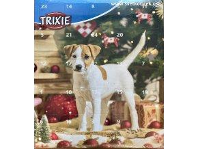 Adventní kalendář pro psy Trixie