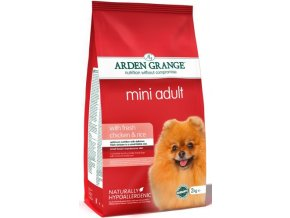 Arden Grange Mini Adult Chicken Rice 2kg