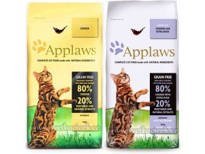 Applaws Cat Adult 7,5 kg Chicken + Chicken and Duck