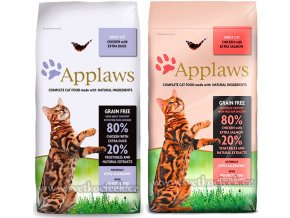 Applaws Cat Adult 7,5 kg Salmon + Duck