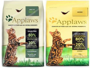 Applaws Cat Adult 7,5 kg Chicken + Chicken and Lamb