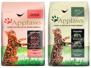 Applaws Cat Adult 7,5 kg Salmon + Lamb