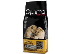 Optima Nova Cat Kitten 2 kg
