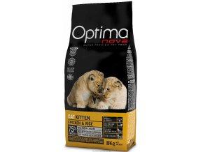 Španělské krmivo pro koťata velký pytel