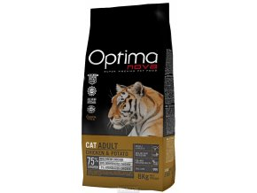 Optima Nova Cat Adult Chicken Grain Free 2 kg