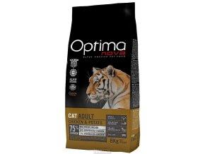 Optima pro kočky přírodní konzervace