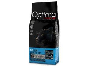 Optima granule pro obézní kočky