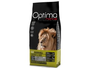 Optima Nova Cat Hairball 8 kg
