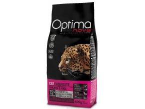 Optima větší pytel granulí pro kočky
