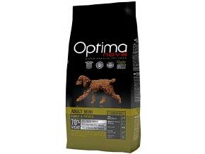 Optima Nova Dog Adult Mini Digestive GF Rabbit 8 kg