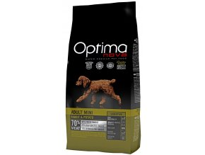 Optima Nova Dog Adult Mini Digestive GF Rabbit 8 kg