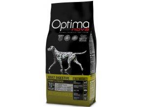 Optima Nova Dog Adult Digestive GF Rabbit 2 kg
