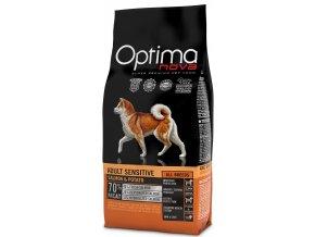 Optima Nova Dog Adult Sensitive GF Salmon 2 kg