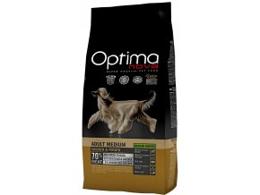 Optima Nova Dog Adult Medium GF Chicken 2 kg