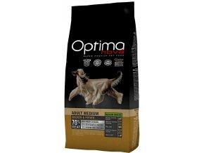 Optima Nova Dog Adult Medium GF Chicken 12 kg