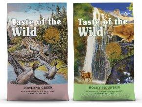 Taste Lowland Creek+Rocky+