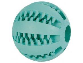 DENTAfun baseballový míč s mátou 5 cm - hračka pro psy