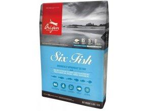 Kanadské krmivo pro kočky z čerstvých ryb bez konzervantů