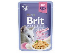 brit premium chicken jelly