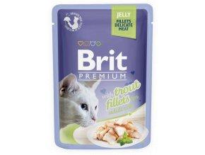 brit premium trout jelly
