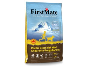 pacific ocean fish meal endurance puppy formula 130 600x600