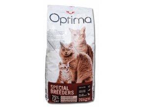 Optima granule pro kočky velké balení