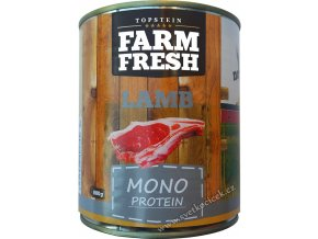 Farm fresh mono lamb 800 1+