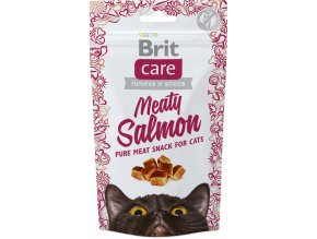 Brit snack meaty salmon