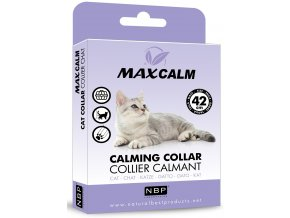 MaxCalm uklidňující obojek pro kočky 42 cm