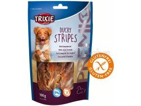 Premio Ducky Stripes Light 100 g - pamlsek pro psy bez cukru a lepku