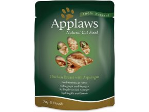 8002NE A AppCat Pouch 70g CGI NE Chicken with Asparagus in Broth Hi Res 750x1024