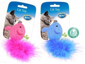 Duvo myš s catnipem barvy