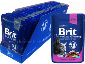 Brit kaps premium 24ks turkey2+