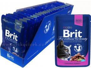 Brit kaps premium 24ks turkey2+