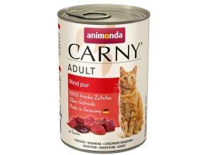 konzerva hovězí pro kočky