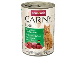 kríláík v konzervě pro kočku